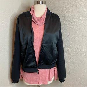 Adidas Black Zip Jacket